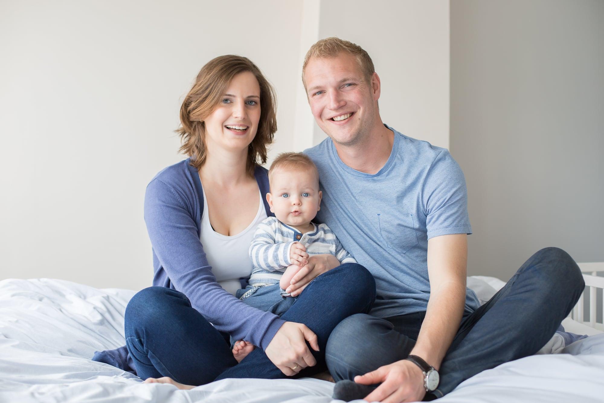 Lifestyle Baby Fotoshoot in Dordrecht - Joas